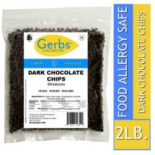 Dark Chocolate Chips – Miniatures (Semi Sweet Cacao)